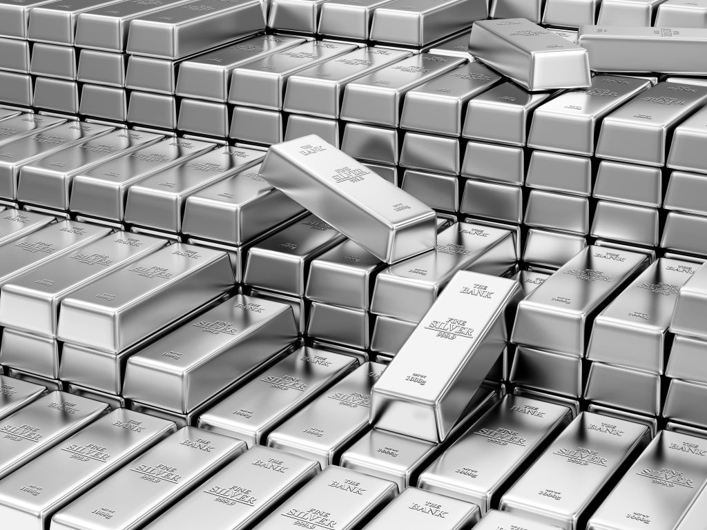 investering sølv